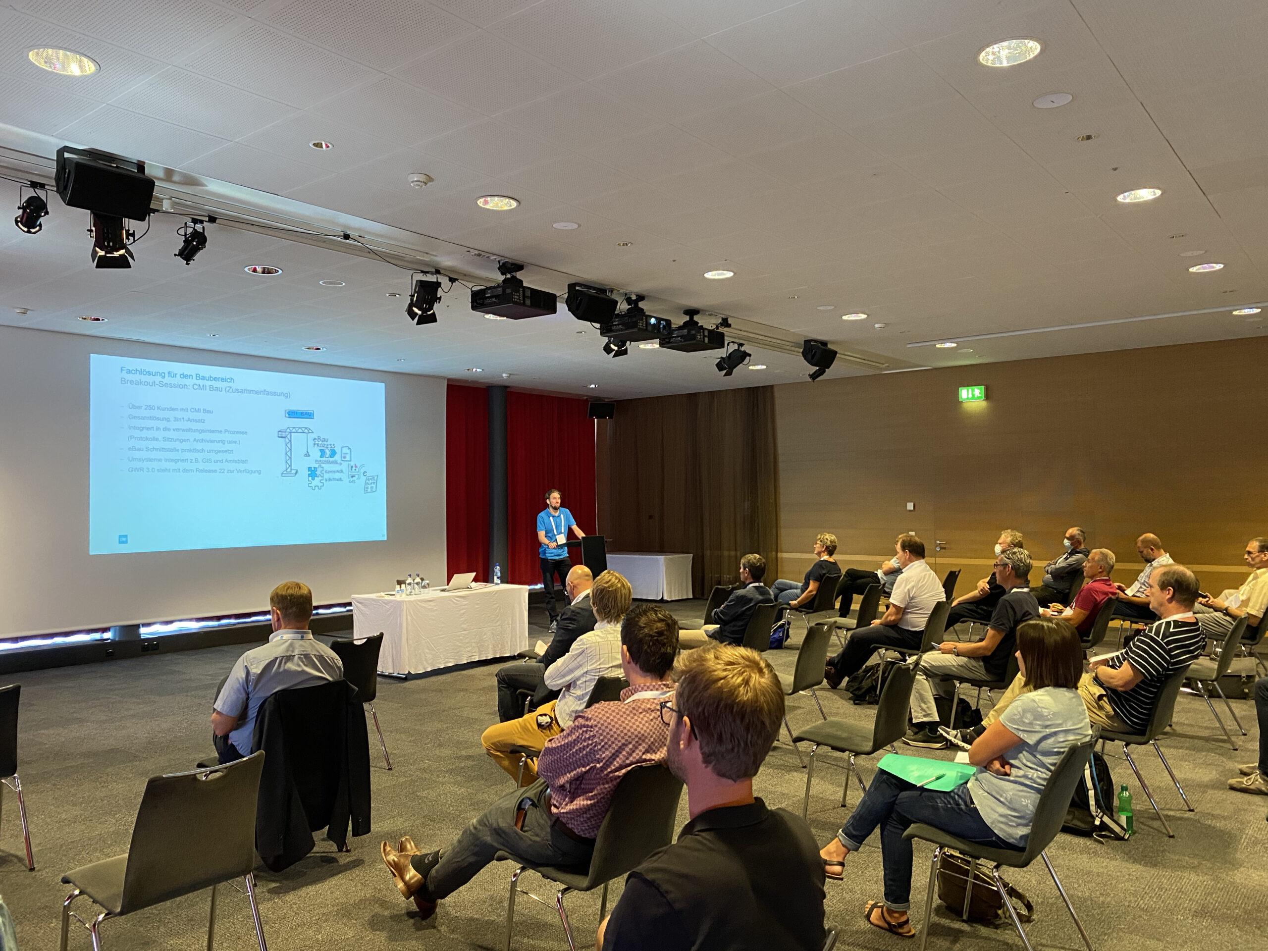 CMI-Roadshow 2020 Bern