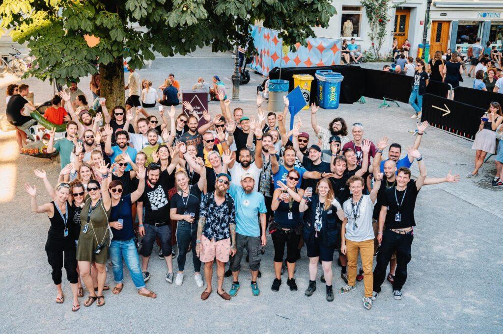 Helfende Musikfestwochen WInterthur